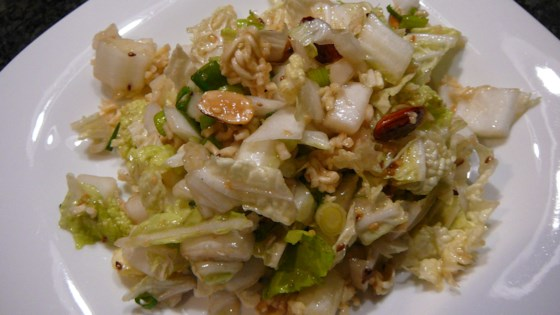 Photo of Napa Cabbage Noodle Salad by Carolyn