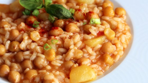 Photo of Fusion Risotto Vegan by Bri Weipert