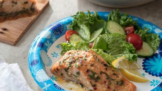 Photo of Cedar Plank Salmon from Dixie by Dixie®