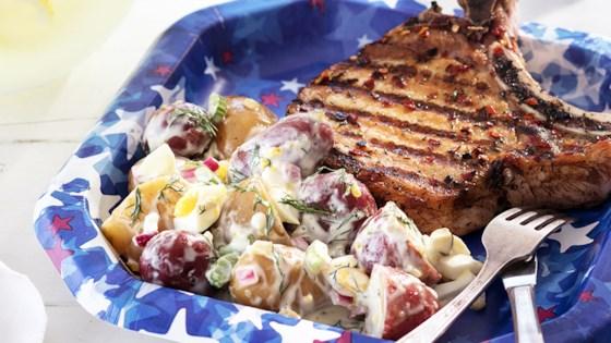 Photo of Baby Potato Salad by Dixie®