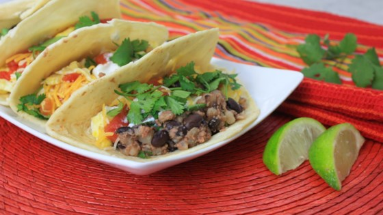 Photo of Corned Beef Hash Breakfast Tacos by fabeverydayblog