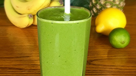 Photo of Green Power Mojito Smoothie by Patricia Cooper
