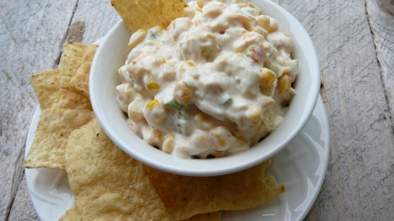 Photo of Spicy Corn Dip by Jodi