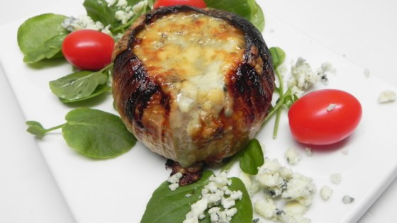 Photo of Grilled Blue Cheese Stuffed Onions by SHARON1026