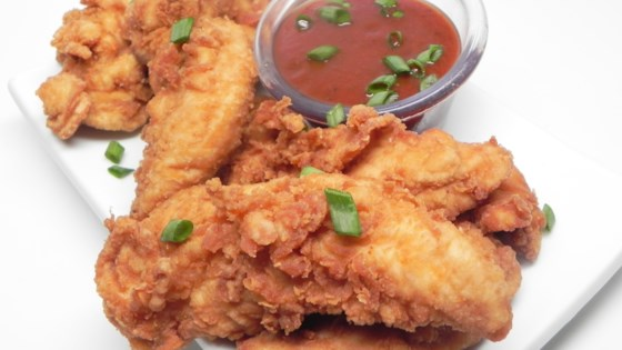 Photo of CSC (Cinnamon Sugar Cocoa) Fried Chicken Strips by Jhustin Pierce