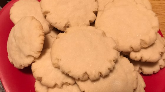 Super Sugar Cookies