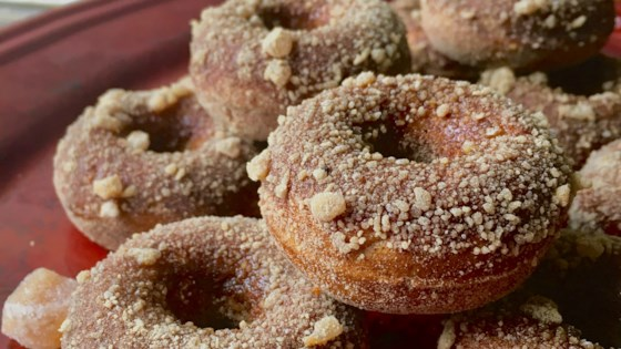 Photo of Paleo Gingerbread Mini Donuts by Back Porch Paleo