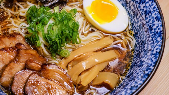 Photo of Japanese Shoyu Ramen (Pressure Cooker) by Ice or Rice