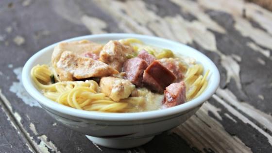 Photo of Creamy Cajun Chicken Pasta by Tammy Schill