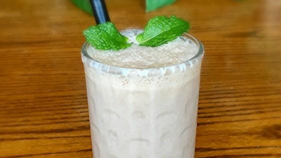 Vanilla Horchata Smoothie