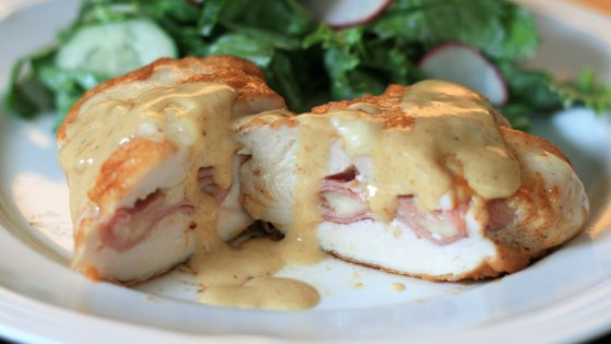 Chicken cordon bleu ii recipe allrecipes photo of chicken cordon bleu ii by behr forumfinder