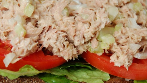 Photo of Zesty Tuna Salad by Sandi