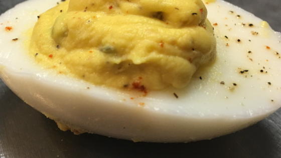 Photo of Classic Southern Deviled Eggs by FoodJunkie