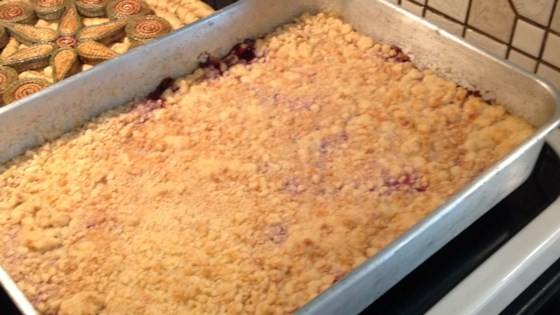 Photo of Berry Crumb Bars by Jan Taylor