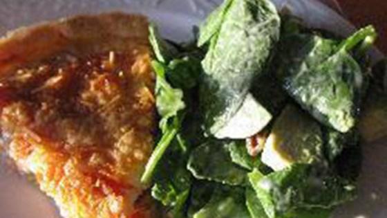Photo of Quiche Thon Tomate (Tomato Tuna Quiche) by Bibus