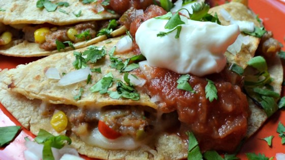 Photo of Street-Market Fried Quesadillas by Jennifer Aleman