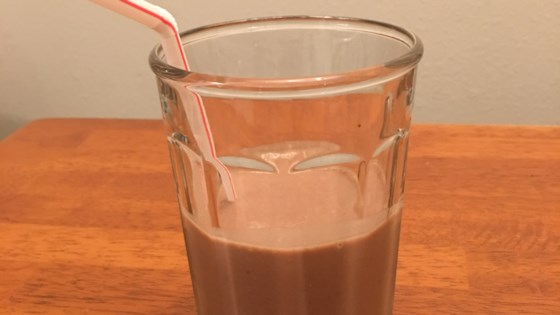 Photo of Chocopeanutbanana Smoothie by WEAZEL234