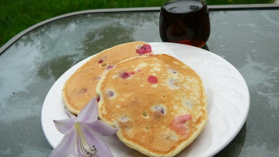 Photo of Cranberry Orange Pancakes  by Megan Olson