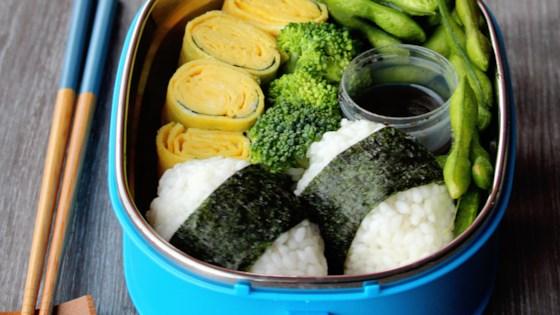 Photo of Tamagoyaki Bento Box by Buckwheat Queen