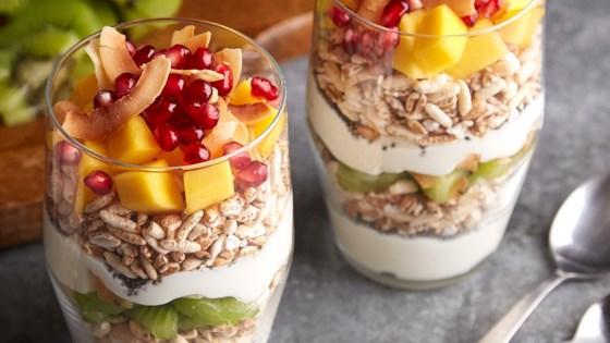 Photo of Super Fruit Parfait by Carnation Breakfast Essentials