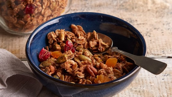 Photo of Nutty Baked Granola by Carnation Breakfast Essentials