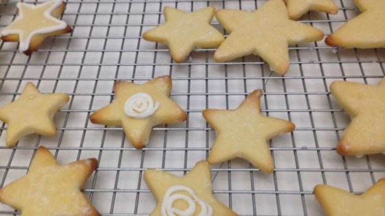Photo of Easy German Cut-Out Cookies by barbara