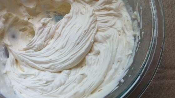 Photo of Mascarpone Frosting by Fioa