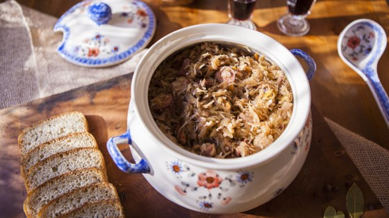 Photo of Bigos (Polish Hunter's Stew) by Olenka
