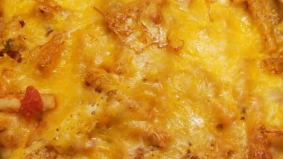 Photo of Kielbasa Pasta Casserole by BONNIE Q.