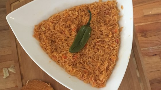 Photo of Maria's Mexican Rice by viv85e