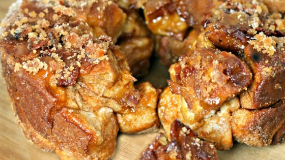 Photo of Easy Maple Bacon Monkey Bread by Culinary Envy