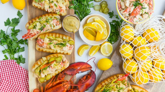Photo of East Coast-Inspired Lobster Roll by AshleyJohnson