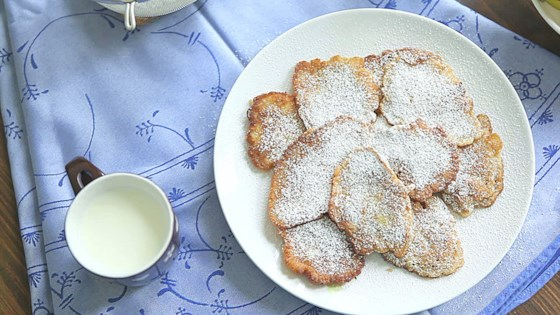 Photo of Racuchy z Jablkami (Polish Apple Pancakes) by Olenka