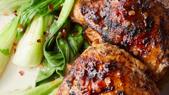 Photo of Grilled Five Spice Chicken by Chef John