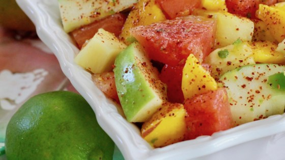 Photo of Spicy Fruit Salad by puerca83