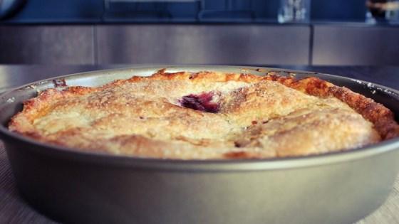 Photo of Three Berry Pie by Jenn Hall
