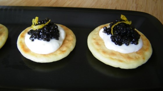 Photo of Buckwheat Blinis by damasio