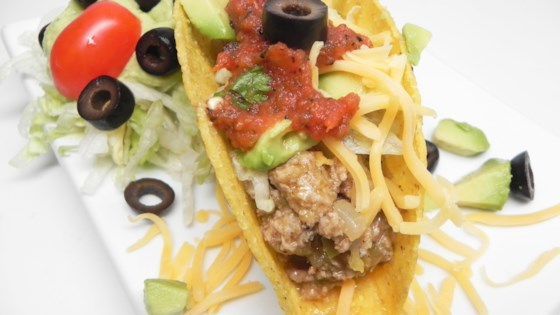 Photo of Low Cholesterol Turkey Tacos by LadyBlitz