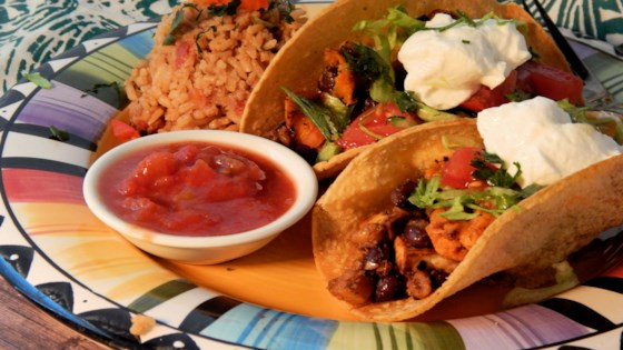 Photo of Vegetarian Tacos by GFmammacook