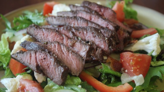 Photo of Perfect Flat Iron Steak by Cocina JNOTS
