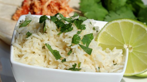 Photo of Easy Lime Cilantro Rice by killian.leslie