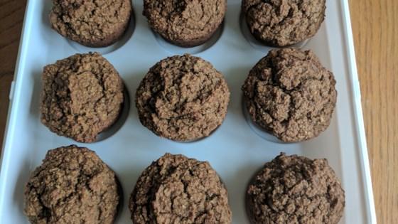 Photo of Bran-Gingerum Muffins by Robert