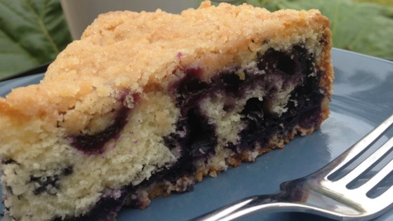 Best Blueberry Buckle Recipe