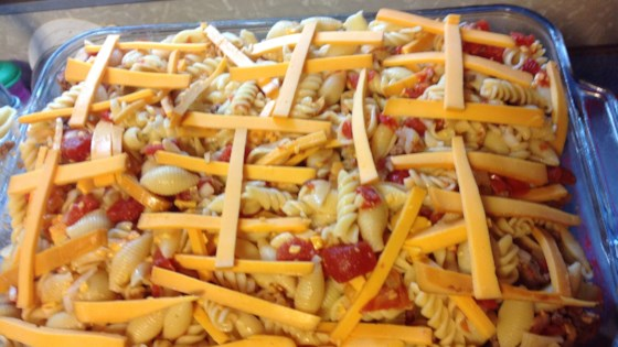 Photo of Macaroni and Cheese IV by Linda Mack