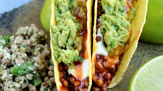 Photo of Lentil Tacos by isachandra