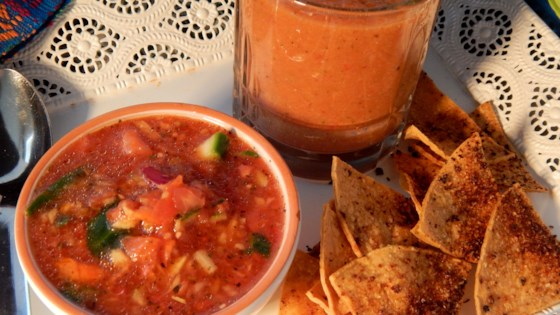 Photo of Garden Gazpacho by Cindy Anschutz Barbieri