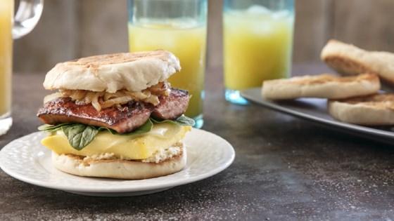 Photo of The Best Sausage Breakfast Sandwich by Farmland Foods