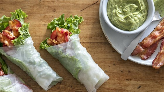 Photo of Fresh BLT Spring Rolls by Farmland Foods