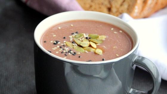 Photo of Vegan Split Pea Soup by Megan Olson