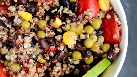 Photo of One-Pan Mexican Quinoa by LUCHAPROV